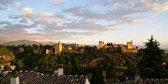 6. Monte Saint-Michel en Francia vs. la Alhambra en Granada (en la imagen)  - Lugares de España que son una alternativa a los mejores de Europa