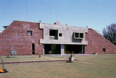 Charles Correa - Ramakrishna House