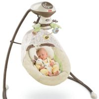 Fisher-Price Cradle 'N Swing, My Little Snugabunny: Baby The Babys, Fisher Price, Baby Boy Rooms, Baby Cribs, Girl Rooms, Baby Bouncers And Jumpers, Baby Registry Essentials, Baby Must Haves, Baby Swings