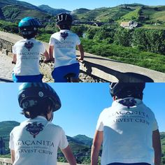 The future of the Maçanita Vinhos Cycling Team!! Drink moderately! Ride without restrictions! #bikelover #douro #maçanitacyclingteam #maçanitavinhos #tacticportugal #portugal by nmacmouronho