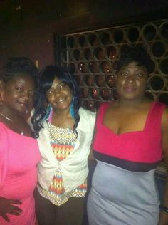 Me, Keedy, and Lelia!