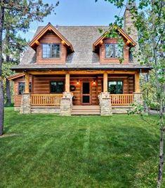 86 best log cabin homes images rustic homes cottage log cabins rh pinterest com