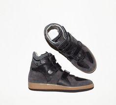 Maison Martin Margiela Line 22 Velcro sneakers ($640).