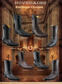 DNA BOOTS: Fine Men's European Style Boots Starting at $159 European Fashion, European Style, Fine Men, Boots For Sale, Hunter Boots, Rubber Rain Boots, Cowboy Boots, Dna, Shoes