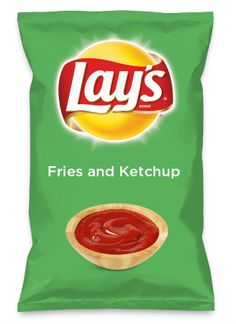 Wouldn't Fries and Ketchup be yummy as a chip? Lay's Do Us A Flavor is back, and the search is on for the yummiest flavor idea. Create a flavor, choose a chip and you could win $1 million! https://www.dousaflavor.com See Rules.