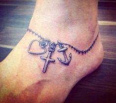 hoop geloof en liefde tattoo - Google zoeken