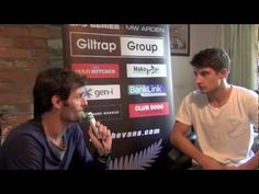 Mark Webber interviews Mitch Evans