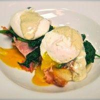 Chef Elizabeth Falkner's Famous Eggs Benedict