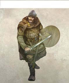 Middle Earth Northern Warrior