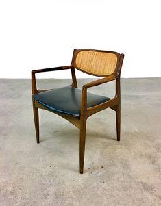 Kofod Larsen Danish Walnut Armchair Selig Mid Century Mid Century Chair,  Danish, Armchair,