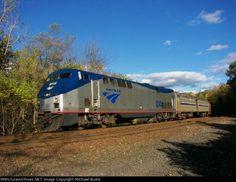 Amtrak, Lakeshore Limited, Chicago, IL to Boston, MA.