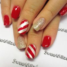 #nails #nailart #beauty #red #white #beauty #makeup #trendy #stylish #fashion #hands