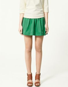 On the hunt for the perfect (and affordable) miniskirt. I have a hard time finding them because I'm so short!