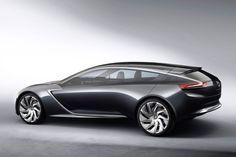 Opel Monza Concept Car