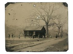 Newly Discovered Billy the Kid Photograph Authenticated!!!The 4×5 inch tintype not only depicts Billy the Kid, but several members of his gang, The Regulators, playing a leisurely game of croquet alongside friends, family, and lovers in the late summer of 1878. Taken just one month after the tumultuous Lincoln County War came to an end, it is a window into the lives of these gunmen as they were still fighting the injustices of a lawless land.