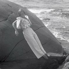 Anna-Eva Bergman dans le Hardanger, 1934