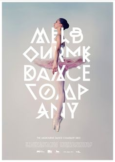 very cool dance poster...i'll keep it in mind for when i get my dream job marketing a dance company