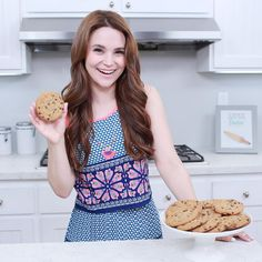 Happy cookie season everyone! I'm baking some yummy chocolate chip cookies today!  #NerdyNummiesCookbook #NationalCookieDay