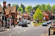 Perfect mix: Haslemere combines the peace and tranquility of the countryside with easy access to London Farnham Surrey, English Village, Scottish Islands, Local Attractions, Short Break, New Forest, Historical Architecture, British Isles