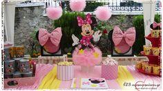 ΣΤΟΛΙΣΜΟΣ ΒΑΠΤΙΣΗΣ - MINNIE MOUSE - ΚΩΔ:MINNIE-1139 Minnie Mouse, Children, Young Children, Boys, Kids, Child, Kids Part, Kid, Babies