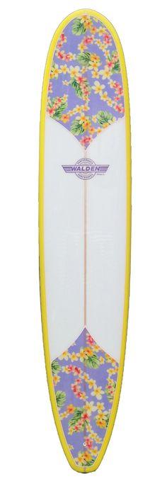 9'0 Walden Wahine 23253 – Walden Surfboards Walden Surfboards, Best Surfboards, Surfboard Fins, Toy 2, Summer Dream, Surf Art, Surfs Up, Get Outside, Surfing