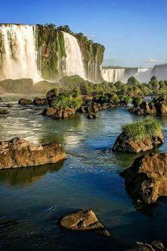 Cataratas. Misiones. Litoral. Argentina