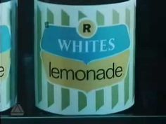 R whites lemonade classic tv advert. #itsmesimon