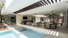 Galería de Casa Entre Árboles / AS Arquitectura - 6