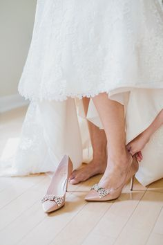 #dresscolorfully a kate spade new york employee wears our pezz heels to celebrate her big day.
