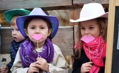 Sunny by Design: A Cowgirl Birthday Rodeo