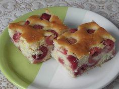 Dvestočerešňová bublanina | TRNAVSKÝ HLAS Sandwiches, Pie, Food, Torte, Cake, Fruit Cakes, Essen, Pies, Meals