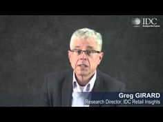 IDC's Greg Girard on Showrooming pt.2