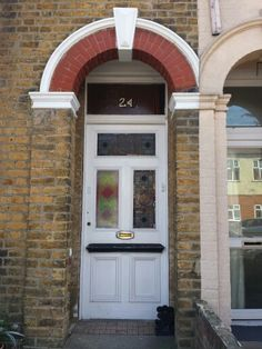 Grand Victorian door slightly modified bodge but still really grand