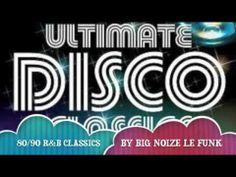 80's  r&b classic mix  by Big noize le funk!!! (+playlist)