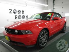 2011 Ford Mustang Premium Convertible for sale at First City Cars and Trucks in Rochester, NH Rochester Nh, 2011 Ford Mustang, Granite State, City Car, Used Cars, Convertible, Trucks, Truck, Cars