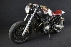 Kraftrad Nöda: Kraftrad Nöda Suzuki Inazuma Umbau Inazuma Cafe Racer, Motorcycle, Motorcycles, Motorbikes, Choppers
