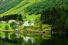 El Fiordo, Noruega, Songne, Nordic
