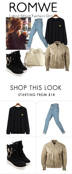 """Untitled #135"" by mahirsaletovic ❤ liked on Polyvore featuring adidas Originals and Rebecca Minkoff"