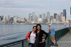 Locações de Grey's Anatomy em Seattle - Ferry tão adorada pelo Derek <3
