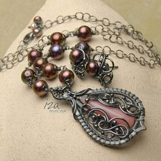 -the stone is not actually the focal point here-   Nemesis Jewelry Sets Iza Malczyk