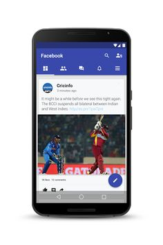 #Facebook Material Design Concept #android #lollipop