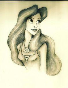 Vanessa little mermaid Vanessa Little Mermaid, Little Mermaid Art, Poor Unfortunate Souls, Quick Draw, What To Draw, Disney Tattoos, Disney Villains, Disney Drawings, Disney Art