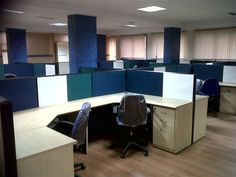 Posh #PlugandplayOfficespaceinHBRLayout available for rent.