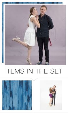 """""""read desc."""" by maybe-there-is ❤ liked on Polyvore featuring art"""