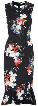 Shop Louisa floral jersey dress presented at one of the world's leading online stores for luxury fashion. Day Dresses, Dresses For Sale, Dress Sale, Navy Day, Erdem, Dress Me Up, Spring Fashion, Women Wear, Womens Fashion