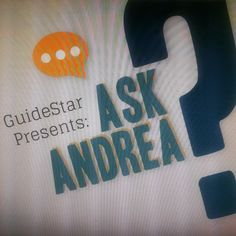 Have a question about nonprofit fundraising? Ask Andrea Kihlstedt! Check out The GuideStar Blog today for this month's column. Visit: http://trust.guidestar.org/
