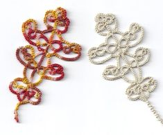 A journal of my adventures in tatting lace. Tips and tricks and inspiration...... Blog Contents Copyright 2002-2011 Regina A. Brummett