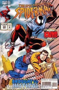 Spectacular Spider-Man #224 - Midtown Comics