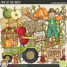 Pick of the Patch by Kate Hadfield