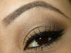 golden bronze naked palette